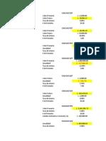Formulas Financieras Excel