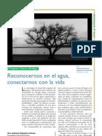 ARTE Y AMBIENTE Dra Gabriela Pignataro Otman Proyecto Cultura Del Agua Reconocernos en El Agua Conectarnos Con La Vida