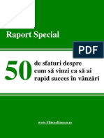 Mircea Enescu - 50 de Sfaturi Despre Cum Sa Vinzi - 2013