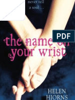The Name on Your Wrist - Helen Hiorns