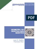 Geometria y Su Didactica. Godino