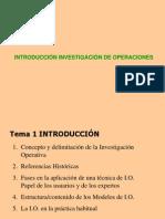 Introduccion IO