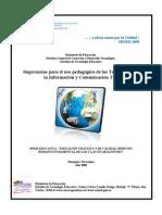 Sugerencias Didácticas TIC (Última Versión)