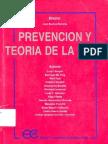 PREVENCION Y TEORIA DE LA PENA - VARIOS AUTORES.pdf