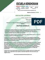 reglamento Asociacion