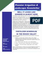 premier irrigation news letter 07-05-10