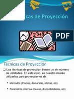 11 - Tecnicas de Proyección
