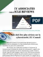 Abney Associates Article Reviews - L'Inde doit être plus sérieux sur la cybersécurité, EC-Council