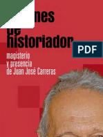 Razones Del Historiador