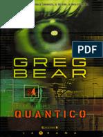 Bear, Greg - (2005) Quantico