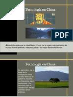 Tecnología+China