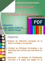 Teoría y enfoque Curricular.ppsx