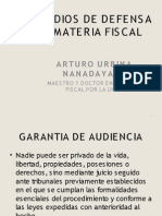 2 La Defensa Ante Autoridad Fiscal