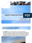 logística de exportación