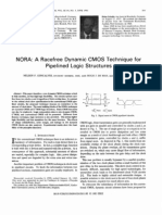 Racefree Dynamic CMOS Technique for Pipelined Logic Structures
