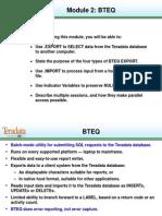 B302 Bteq