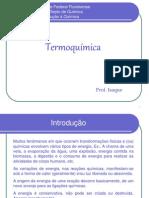 Termoquímica - Introd.