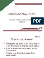 01. La industria de la Construcción