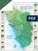 Goa Heritage Map