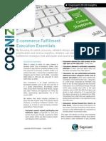 E-commerce Fulfillment Execution Essentials