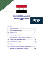 Indrumar afaceri Siria