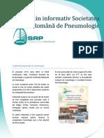 Buletin informativ Societatea Română de Pneumologie_ iulie 2013
