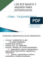 Taquiarritmias Dr Padilla