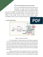 Pengaturan Elektromekanik Pada Kwh Meter