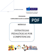 Modulo Estrategias X Competencias Complem 2011