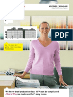 Midshire Business Systems - Sharp MX-6240 / MX-7040 - Production Multifunction Colour Printer