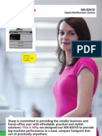 Midshire Business Systems- Sharp MX-B201DNF - Multifunction Mono Printers Brochure