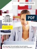 Midshire Business Systems - Sharp MX-M503 / M453N 363N - Multifunction Mono Printer  Brochure