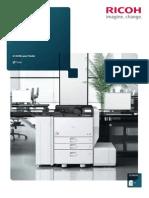 Midshire Business Systems - Ricoh Aficio SP 8300DN - A3  Mono Printer Brochure