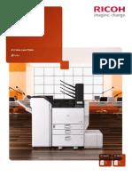 Midshire Business Systems - Ricoh SP C830DN / C831DN - A3 Colour Printer Brochure