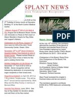 Akron-Canton TRIO August, 2013 Newsletter