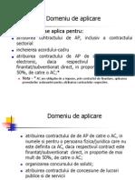 3.1. Domeniu Aplicare Si Exceptii Noua Lege AP
