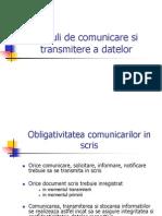 6. Reguli de Comunicare Si Transmitere a Datelor