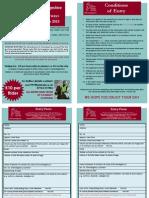 Discover Bridleways Flyer - 1st Sept