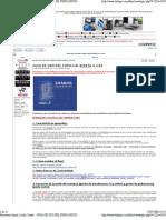 Manual Firmware Siesta 3403