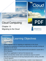 Cloud Computing Chapter 13