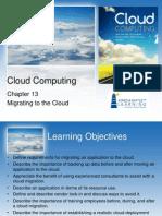 Cloud Computing Chapter 13