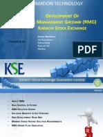 RMG Presentation Poretfolio