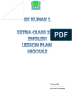Lesson Plan Extra