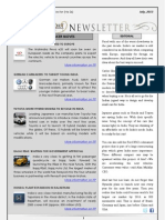 India Transport Portal Newsletter July