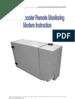 Remote Monitoring Modem User Manual v2