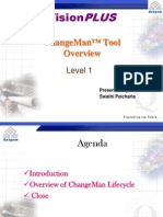 ChangeMan - Presentation- Level 1.