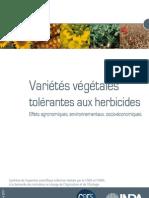 étude CNRS-Inra