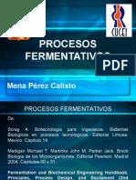 Procesos Fermentativos