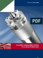 Grunfos Submersible Motor