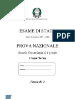 Fascicolo Invalsi _ita 2008 3 media